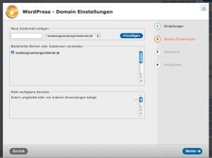 Strato Domain ändern erstellen mit strato tutorial existenzgründung