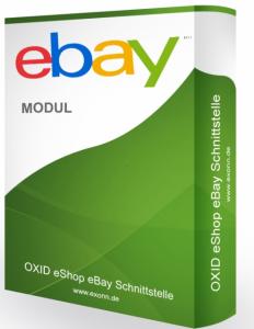 Ebay Modul für Oxid